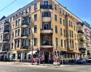 Schickes Haus im Friedrichshain