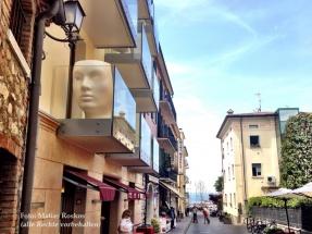 Balkon in Garda. Mai 2016