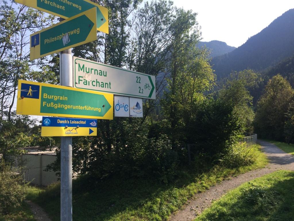 Auf nach Murnau