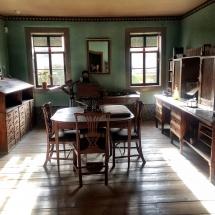 Goethes Arbeitszimmer im Goethehaus
