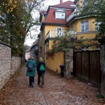 das Gelbe Haus in der Seifengasse
