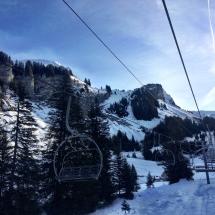 Skigebiet Portes du Soleil - Les Lindarets