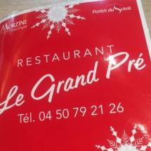 Einkehrtipp im Skigebiet von Morzine & Les Gets: Le Grand Pré