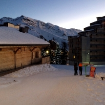 in Avoriaz
