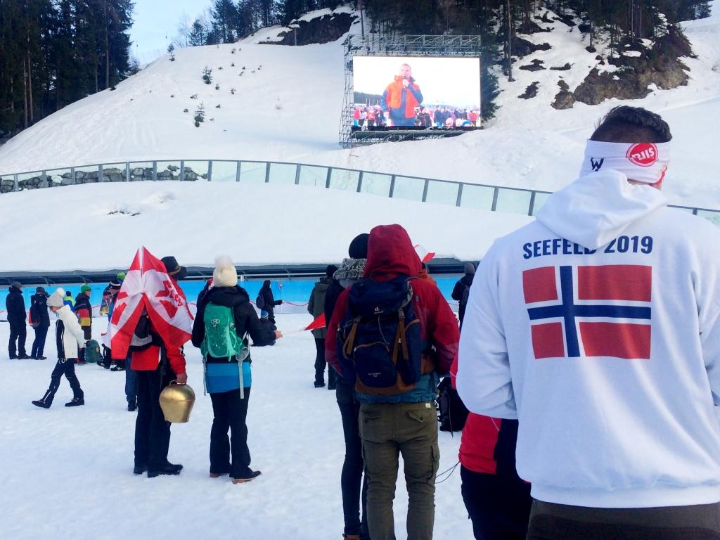 Nordische-Ski WM 2019 in Seefeld